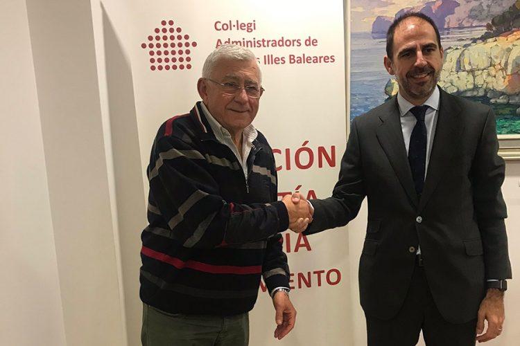 Conversia y el CAF Baleares renuevan su acuerdo de colaboración en materia de protección de datos