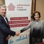 Conversia y Coafga firman un convenio de colaboración