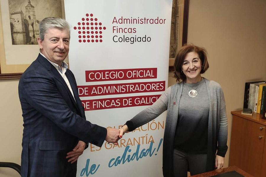Conversia y Coafga firman un acuerdo de colaboración
