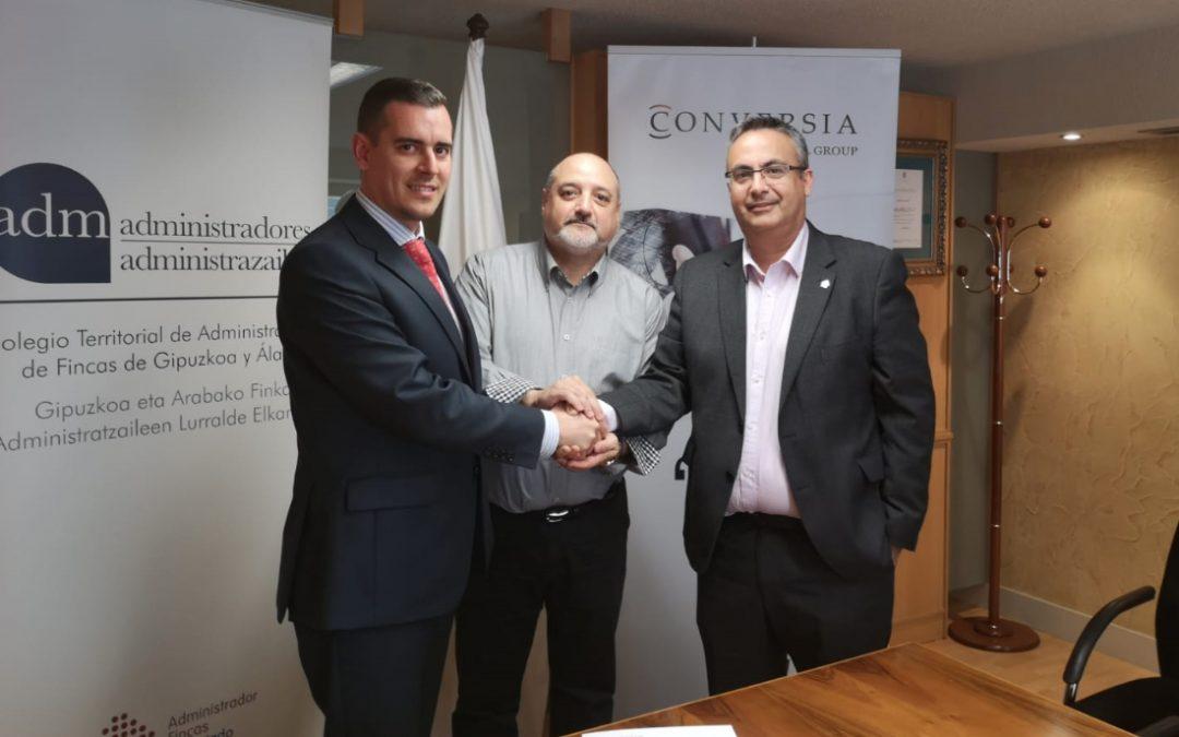 Conversia y Cafguial renuevan su acuerdo de colaboración