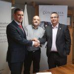 Conversia y Cafguial renuevan su convenio de colaboración