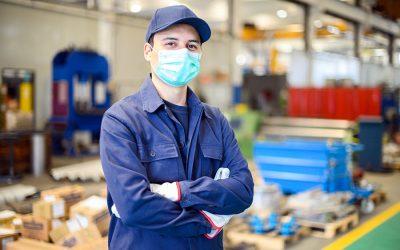 En Conversia ayudamos a nuestros clientes con una guía de reactivación del sector industrial