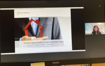 Conversia imparte una sesión formativa online a los miembros del CAFGUIAL en materia de PRL