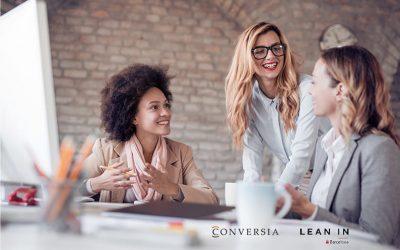 Conversia colabora con la asociación Lean In Network Barcelona en su adecuación a la normativa